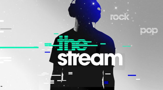 The Stream logo