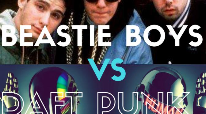 Daft Punk Beastie Boys musica gratis