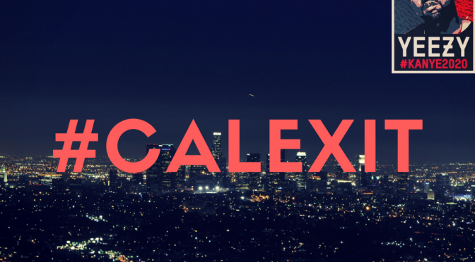 CalExit, la reazione degli artisti USA all'elezione di Trump